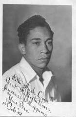 Robert Bailey - inscribed (BellaGaia) Tags: 942 bailey family grandfather vintage