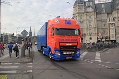 DAF Xf 460 Ft (busdude) Tags: daf xf 460 ft ton van ewijk tve european amsterdam netherlands truck trailer semitruck