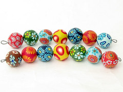 IMG_7090-- (susan.polymer von filigran-design) Tags: armband set susan handmade jewelry fimo clay etsy perlen cernit ohrringe polymer 17mm premo kreativität ketten filigran dawanda polymerdesign bastelperlen blütenperlen