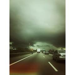 Cloudy Penang. #vscocam