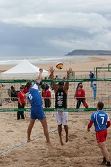 Volleyball 12 (WPFG Photographers) Tags: beach by m volleyball kane portrush