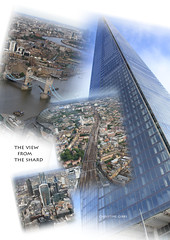 Week 22, the View from The Shard, edited (ChristineGibbs, trying to keep up!) Tags: london thames canon river view montage 52 52weeks eos7 canon1855usm theshard 52weeksofphotography