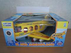 Electronic plane (ItalianToys) Tags: plane airplane toy toys model electronic aereo giocattoli aereoplano giocattolo