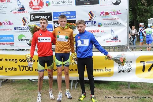 Nieuwelingen & juniors Kessel (641)