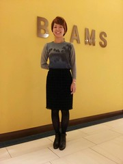 Demi-Luxe BEAMS UMEDA (BEAMS STYLE's Photostream) Tags: womens 関西 梅田 exデミ梅田