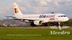Iberia oneworld Alvedro
