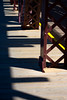 Nerves of Steel (Andy Marfia) Tags: bridge shadow chicago iso200 cta loop steel el sidewalk l f56 lakestreet beams sigma1020mm 11600sec d7100
