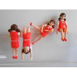 奇譚俱樂部 杯緣上的 Fuchiko 粉紅色版本