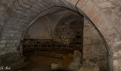 The crypt (Ch.Neis) Tags: city france church town reflex nikon kirche stadt 23 nikkor dslr eglise ville creuse afs limousin dx ahun 18105mm d5200 photographedandcopyrightbychristophneis