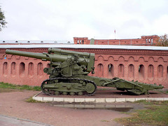 """203mm B-4 Howitzer (6) • <a style=""""font-size:0.8em;"""" href=""""http://www.flickr.com/photos/81723459@N04/9964999674/"""" target=""""_blank"""">View on Flickr</a>"""