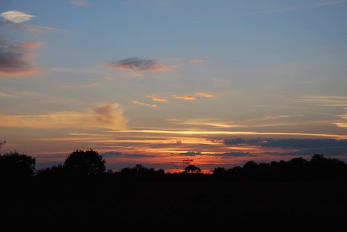 Abbey Farm Sunset 2