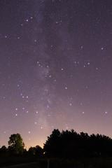 IMG_4148b1 (alanstudt) Tags: ohio canon stars sagittarius medina nightsky 16mm milkyway chathamcounty f20 t4i rokinon spencerlake starspikes alanstudt lethahousepark starspikes2profilter