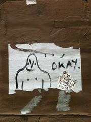 Matt 'poopsplat' Soria (billy craven) Tags: streetart chicago sticker slaptag mattsoria uploaded:by=flickrmobile flickriosapp:filter=nofilter poopsplat