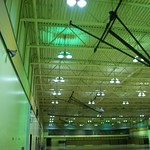 Brophy Hall Gym Lighting