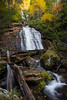 """Anna Ruby Falls"" by Longleaf.Photography"