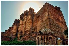 Jodhpur IND - Mehrangarh Fort 01
