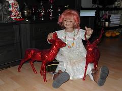 Weihnachten 2013 ... bei den Kindergartenkinder ... (Kindergartenkinder) Tags: weihnachten dolls annette 2013 himstedt kindergartenkinder sanrike
