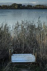 2013-1811-BR (elfer) Tags: agua nieve paisaje pesca lagunas vegetaciã³nderibera