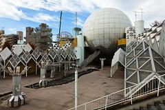 fujisawa - shonandai cultural center 1 (Doctor Casino) Tags: architecture architect childrensmuseum fujisawa shonandai 19861990 itsukohasegawa shonandaiculturalcenter hasegawaitsuko kodomokan bldgtext