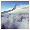 5 Jan 2014 (Rob Rocke) Tags: travel windows sky clouds wings skies escape altitude airplanes flight aerialviews rr transportation americanairlines vacations portals getaways airplanewings instagram