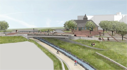 Photo - Junction Place Bridge Rendering