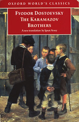Oxford Books - Fyodor Dostoevsky - The Brothers Karamazov (swallace99) Tags: classic literature oxford russian
