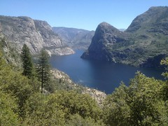 Hetch Hetchy (solomonameen) Tags: original outdoors places reservoir yosemite iphone hetchhetchy 201203 lifeinanutshell solomonameen