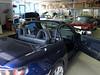 Honda S2000 Montage eines Akustik-Luxus-Verdeckes mit Glasheckscheibe von CK-Cabrio