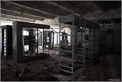 Duga-3 Building Interior (Peter Heuts) Tags: photography woodpecker fotografie object secret military sony ukraine full peter 99 soviet frame alpha russian radar zone chernobyl exclusion oth tsjernobyl a99 oekraïne overthehorizon дуга heuts peterheuts duga3 russianwoodpecker doega3 дуга3