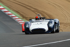 FIA Masters Historic Sports Cars Cooper Monaco T61M (Chris Jolly / Steve Farthing) (motorsportimagesbyghp) Tags: classiccar prototype motorracing fia motorsport chrisjolly stevefarthing mastershistoricfestival coopermonacot61m mastershistoricsportscars