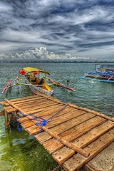 Timeless Colors (Douglas Licmo-an) Tags: beach nature clouds boat nikon snapshot ambient dslr douglas hdr pangasinan d800 bolinao hundredisland nikonph betterviewphotography douglaslicmoan