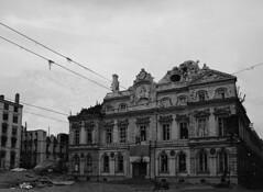 lyon hotel de ville (Lyon2024) Tags: france de europe lyon decay destruction rhne derelict ville placedesterreaux dcrpitude terreaux rhnealpes dlabrement dliquescence 2earrondissement lyon2024 htelhtel