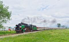 01.23 on 01.06 (BackOnTrack Studios) Tags: train sofia engine class steam special bulgaria 01 locomotive 0123 winterthur bdz bozhurishte