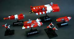 Sobani Taskforce (Rphilo004) Tags: ship lego space scifi spaceship fi homeworld sci spacecraft moc microspace microscale