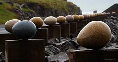 Eggin í Gleðivík (explored) (eirikurtor) Tags: sculpture iceland egg eggs ísland austurland djúpivogur canonef100400mmf4556lisusm höggmynd listaverk canon7d sigurðurguðmundsson gleðivík