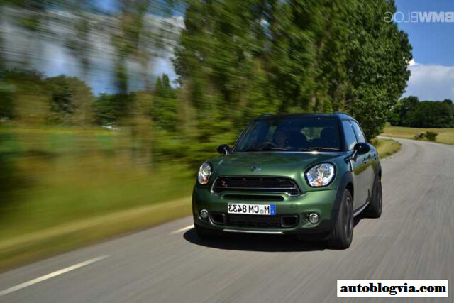 mini 2015 countryman