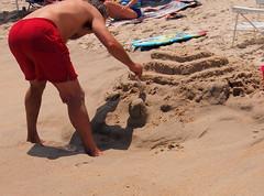 P6220516 (photos-by-sherm) Tags: ocean summer beach nc sand surf north atlantic carolina walkers sunbathers