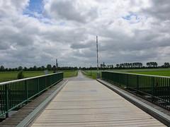 Ostfriesland abseits der Hauptverkehrswege (achatphoenix) Tags: road street june juni way east ostfriesland ontour frisia strasen riepe ihlow grosesmeer seitenstrasen einspurig