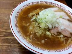 Ramen from Kitakata Shokudo Menyagen @ Inaricho (Fuyuhiko) Tags:   ramen from kitakata shokudo menyagen inaricho   tokyo