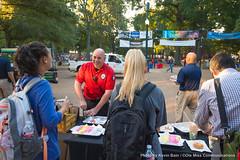 Week in Photos - 050 (Ole Miss - University of Mississippi) Tags: 2016 skb2926 coffee cop upd police union plaza students friend friendly doughnut donut breakfast homecoming adampeacock university ms usa