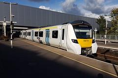 700114 Gatwick 10.10.16 (jonf45 - 2.5 million views-Thank you) Tags: trains railways br british rail thameslink class 700 700114 gatwick airport emu electric multiple unit 3rd