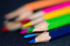 couleur (Doriane Boilly) Tags: macro crayon