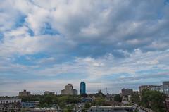 City skyline from campus (Boyd Shearer) Tags: lexington kentucky unitedstates us