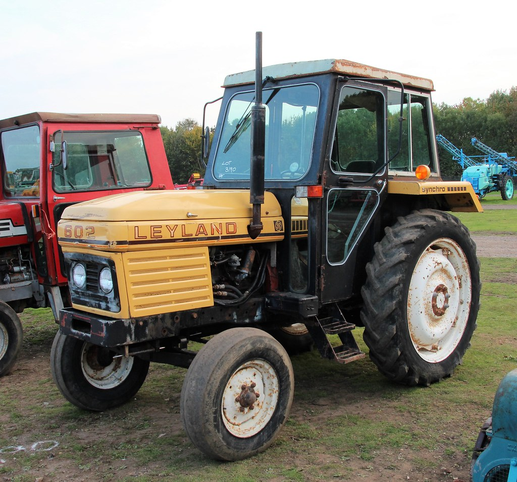 The World's Best Photos of leyland and tractor - Flickr ...
