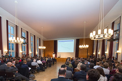 """""""2nd DIW Europe Lecture on Stability, Equity and Monetary Policy"""" (DIW Berlin) Tags: bank diweuropelecture mariodraghi rede zentralbank berlin"""