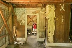 mt_garnet_ghostown-39.jpg (BradPerkins) Tags: wood destroyed ghosttown abandoned abandonedtown decay montana walls mary room ghost urbandecay urbanlandscape plaster abandonedbuilding garnet