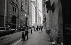 New York, downtown, B&W, 2 (Patrick.Raymond (3M views)) Tags: nyc usa manhattan argentique tmax nikon street concordians