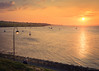 Blackness Harbour (r_macnamara) Tags: harbour sunset scotland scottish landscape boat river forth canon