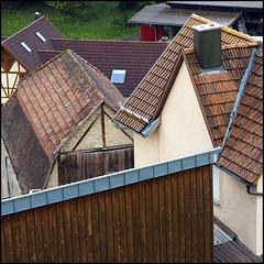 - Dachformen - (HORB-52) Tags: berndsontheimer badenwrttemberg horbamneckar dach dachziegel