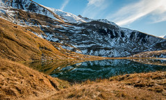 Reflection (Julie. D) Tags: paysage landscape montagne mountain nature lac lake lacdupontet meije villardarene lagrave reflection reflet reflets nikond7100 alpes alps hautealpes frenchalps